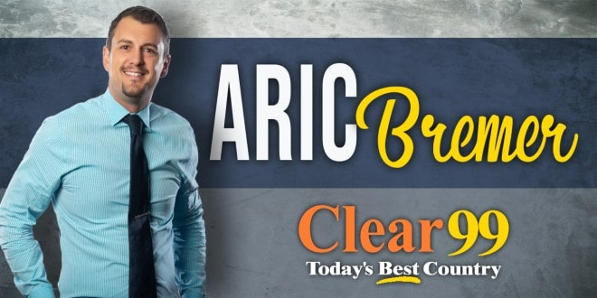 Aric Bremer Clear 99 Afternoon Host