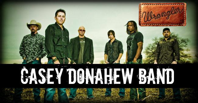 Casey Donahew Band-Wrangler