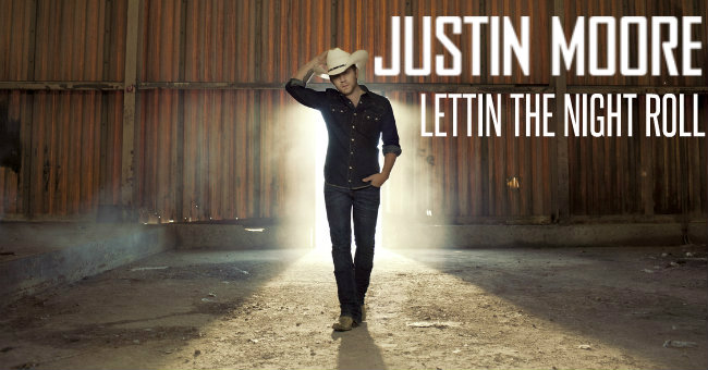 Justin Moore Performs