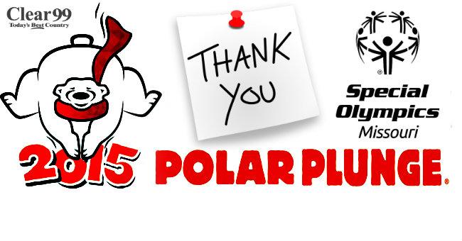 Polar Plunge 2015-recap