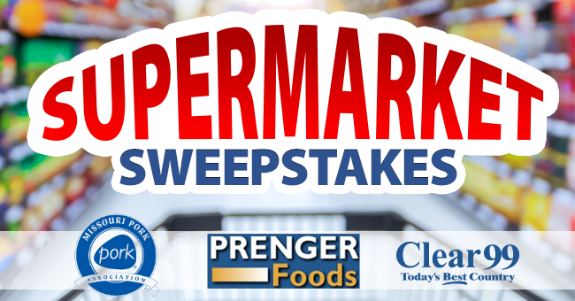 Clear 99 Supermarket Sweepstakes - Clear 99 - Today's Best