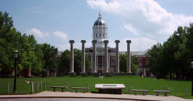 mizzou - best college town
