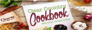 Clear Country Cookbook 300×100