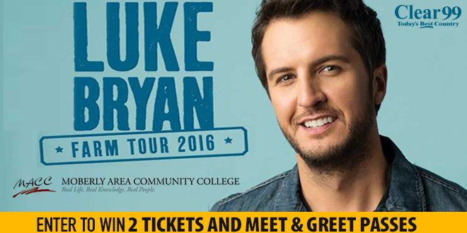 Luke bryan meet greet clear 99 todays best country luke bryan meet greet m4hsunfo