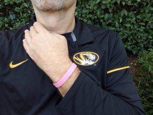 pink-wristband