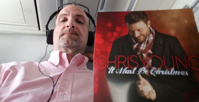 road trip review it must be christmas chris young