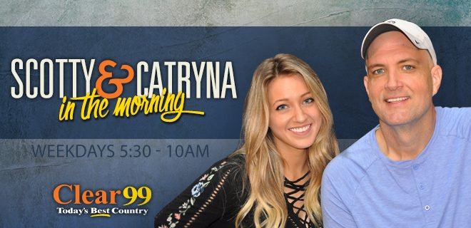 Scotty & Catryna in the Morning