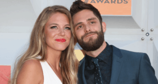 thomas rhett and wife lauren