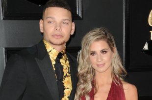 kane brown and wife katelyn