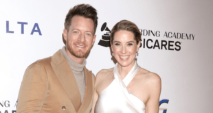 tyler hubbard and wife