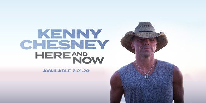 New Kenny Chesney Album