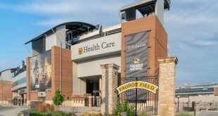 Faurot Field on the campus of the University of Missouri.