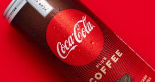 Coke with Coffee can