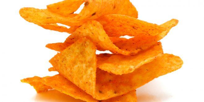 Stack of Doritos